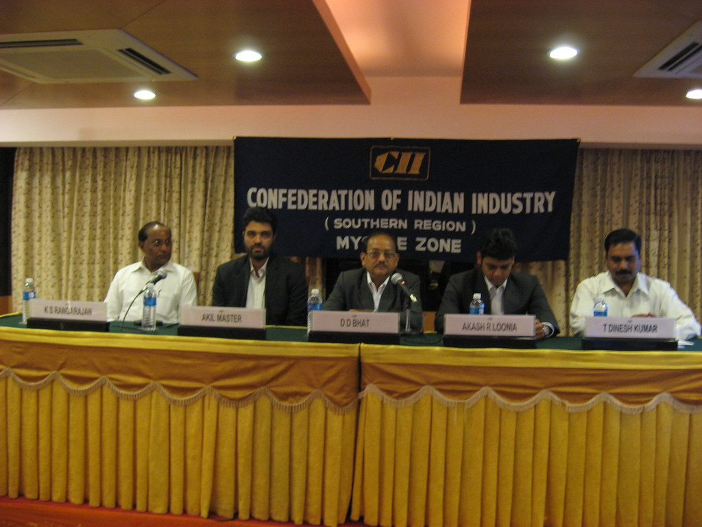 "CII organized a half-day Conference on XBRL: ""The Future of Financial Reporting and Analysis"" on 20th August 2011 in Mysore."