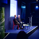Alan Hollinghurst with Steven Gale