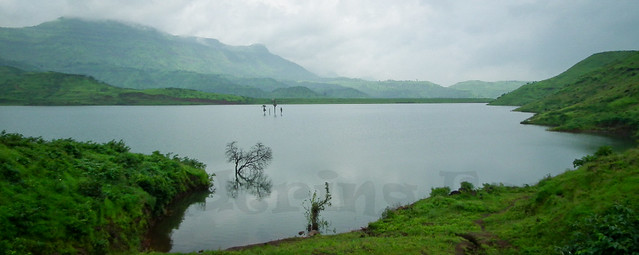 Lake Near Bhivpuri