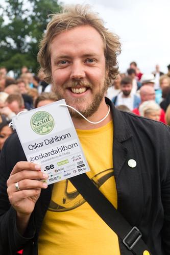 Oskar på sswc