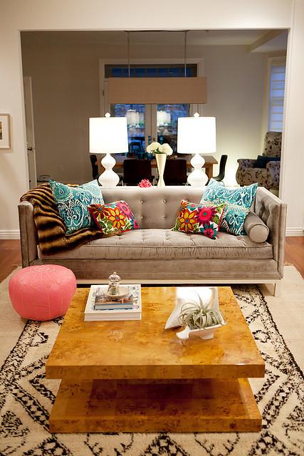Dooce's Living Room