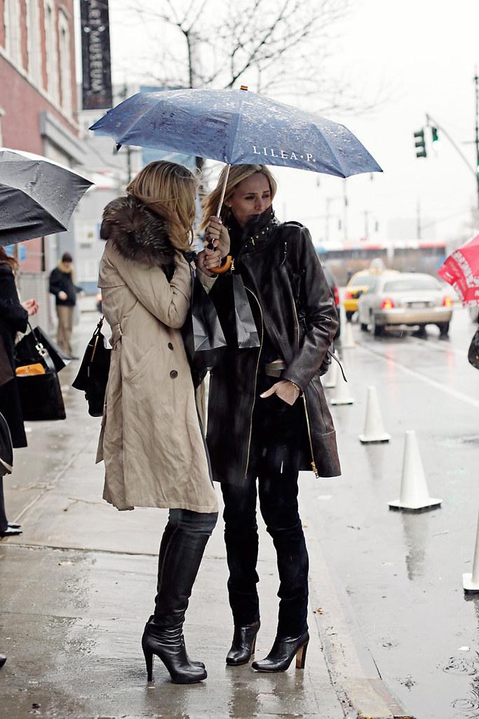 Fashion Rain