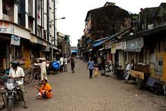 A narrow lane in Kamathipura, Mumbai (jaideep.vaidya) Tags: mumbai kamathipura redlightarea biggestredlightarea