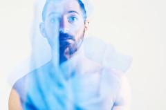 (Damien Cox) Tags: uk gay portrait selfportrait man male me self ego myself beard nikon masculine moi homo homosexual queer scruff stubble i damiencox dcoxphotographycom