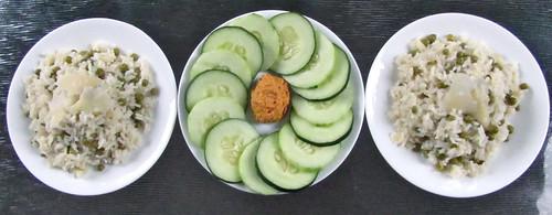 Peas & Parmesan