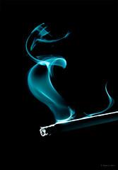 Dangerous dance (Ivo.Vuk) Tags: blue light delete10 night delete9 delete5 delete2 dance nikon dancing delete6 delete7 cigarette smoke save3 delete8 delete3 delete delete4 save save2 vuk smoking save4 save5 save6 silhoutte ivo d300 2011 vukelic