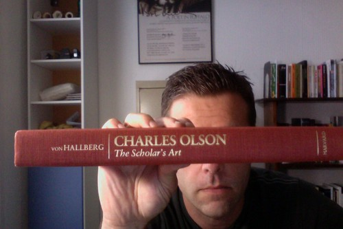 Charles Olson: The Scholar's Art by Michael_Kelleher