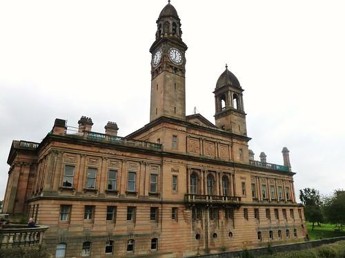 Town Hall, Paisley