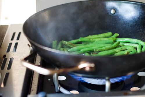 Stir Fry Beans