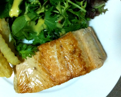 Grilled Salmon by mjd-s