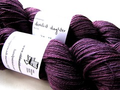 derelict daughter merino/silk 4ply