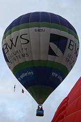"""G-BZDJ """"BWS Security Systems"""""""