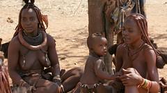 (ste'photograper) Tags: africa people african culture tribal safari afrika tribe ethnic namibia tribo himba afrique ethnology tribu namibie tribus ethnie