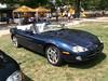 2001 Jaguar XK8 (cjp02) Tags: show classic car vintage indiana days british motor zionsville fujipix av200 cjp02 2001jaguarxk8indy