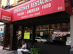 Christina's Restaurant (lulun & kame) Tags: newyorkcity usa newyork brooklyn america greenpoint locations cuisines europeanfood      centraleasterneuropeanfood