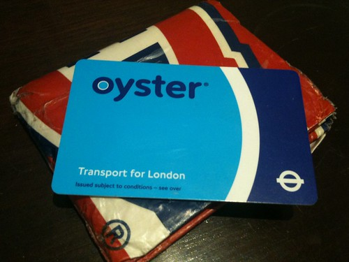 Oyster Card, Take 2