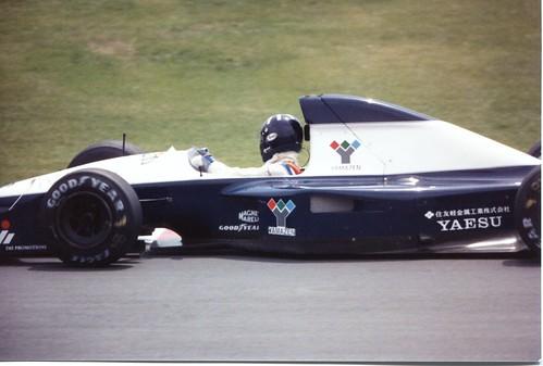 Brabham, equipe histórica da Formula 1 de 1992 - by flickriver.com