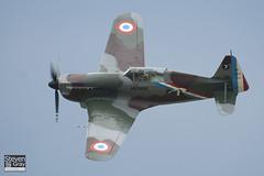 HB-RCF - 194 - Private - Morane-Saulnier D-3801 - 110710 - Duxford - Steven Gray - IMG_8947