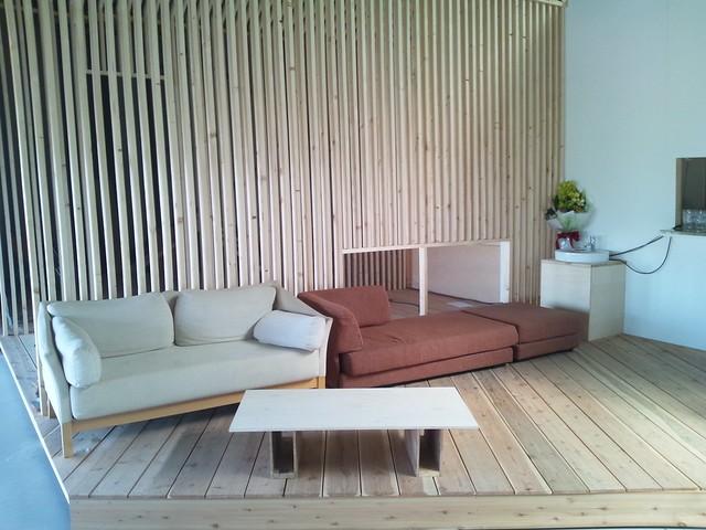 新・港村のカフェスペース-BankART LifeⅢの写真