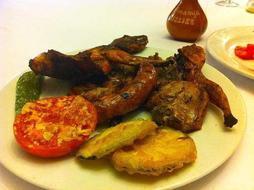 Tavèrnoles | Restaurant Fussimanya | Parrillada de carne