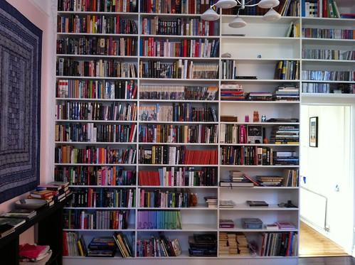 Min bokhylla