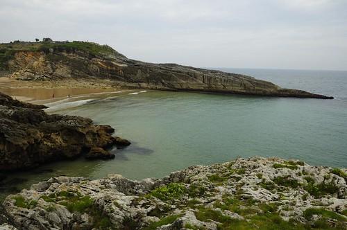 Playa del Sablón - Llanes - Asturias
