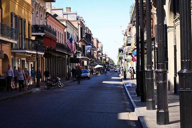 streets of nola