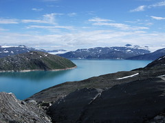 storglomvatnet (Will & Becky) Tags: norway glacier glaciallake storglomvatnet