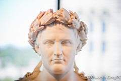 Face - Napoleon (GregPC) Tags: man art face statue montreal napoleon bonaparte stern emperor 1000faces