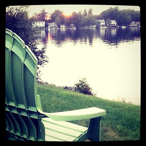 Arlington Pond