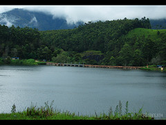 Kundala Dam, Munnar (RC Sreejith | ) Tags: mist mountains green nature water clouds forest teagarden munnar sreejith kundaladam sreejithrc rcsreejith