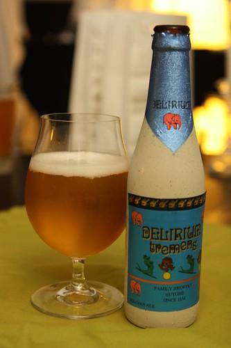 Brouwerij Huyghe Delirium Tremens