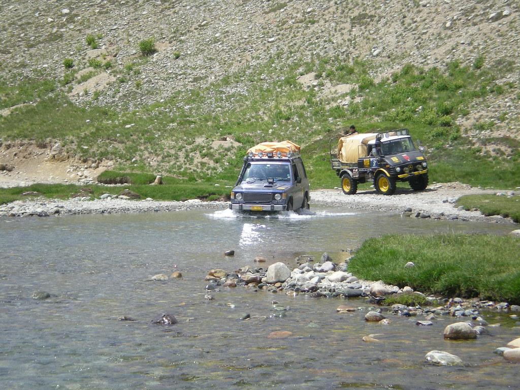 Team Unimog Punga 2011: Solitude at Altitude - 6106460285 c8be159936 b