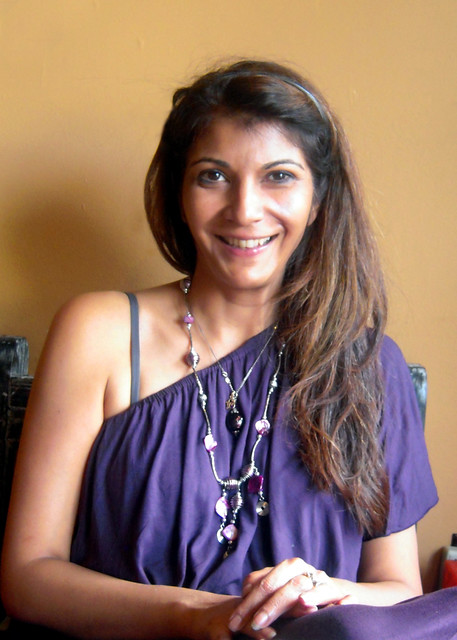 Angeli Verma (Co-Owner of Chai Pani, Edmonton)
