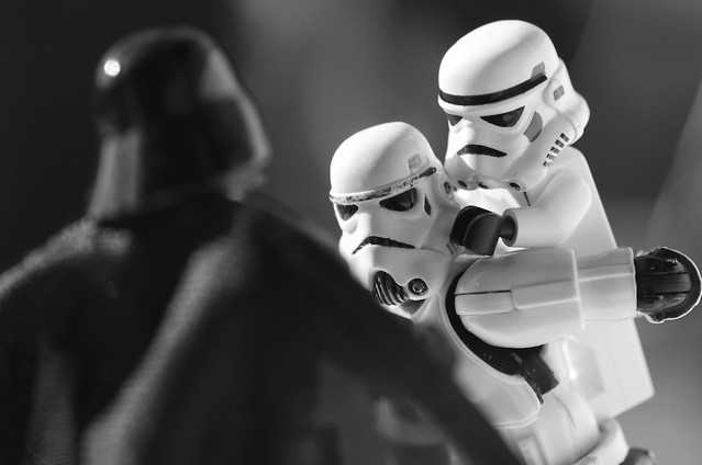 Stormtrooper's Family Album Photos