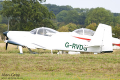 G-RVDG VAN'S RV-9A PFA 320-14310 - 110828 - Little Gransden - Alan Gray - IMG_0669