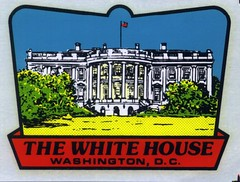 impko© white house (EllenJo) Tags: vintage washingtondc dc whitehouse scanned decal traveldecal impko waterdipdecal