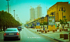 Maserati Quattroporte (Ali iBrahim  (DOSHA)) Tags: street man money rio cash ali saudi arabia riyadh maserati ksa dosha quattroporte worldcars alosh 3losh