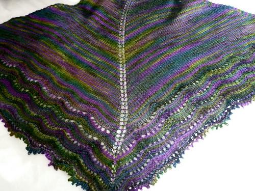 Holden shawlette