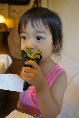 [2Y10M1D] Genki @ 花自在食宿館