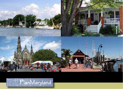 images from cover of draft PlanMaryland (by: MD Dept of Planning)