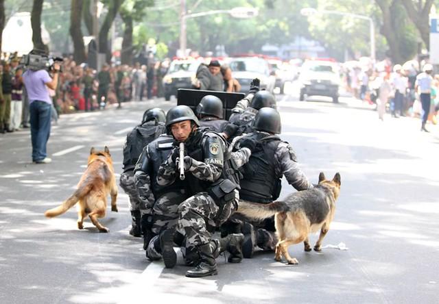 Sete de Semtembro em Belém: Foto:Antônio Silva