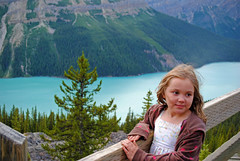 Peyto Lake by Clover_1