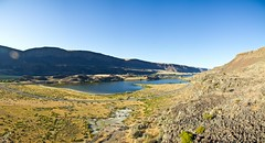 20110902_Alkali_Lake (Jason Foy) Tags: panorama washington lakeelsinor alkalilake