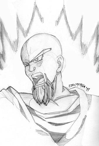 SuperSaiyanRon by Ron San Kyuu Ban