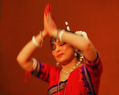 Odissi Dancer (Boston, MA)