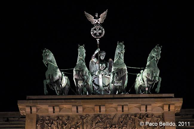Berlín - Puerta de Brandenburgo
