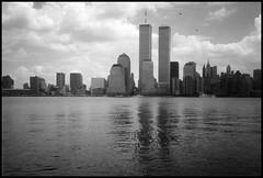 WTC. (Elias Rovielo) Tags: nyc newyorkcity worldtradecenter 911 twintowers wtc 1989 10years torresgmeas