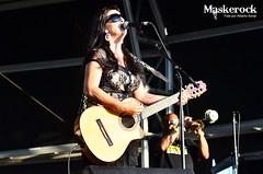 Amparo Sanchez # Getafe En Vivo Festival 2011
