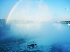 Maid of the Mist (-gunjan) Tags: cruise canada bird nature landscape niagarafalls boat waterfall rainbow ship niagara maidofthemist waterscape twop maidenofthemist gmphotography
